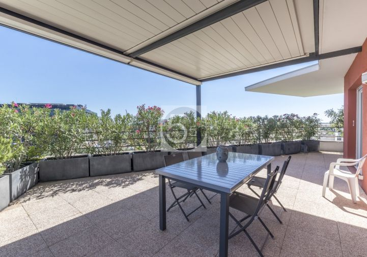A vendre Appartement terrasse Montpellier   Réf 342612024 - 5'5 immo