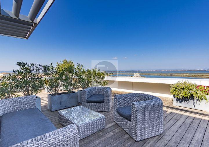 A vendre Appartement terrasse Palavas Les Flots   Réf 342612029 - 5'5 immo