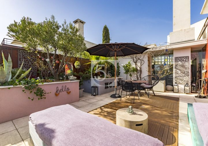 A vendre Appartement terrasse Montpellier   Réf 342612033 - 5'5 immo