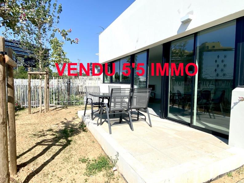 A vendre  Montpellier   Réf 342612044 - 5'5 immo