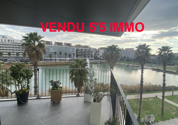 For sale Appartement Montpellier | R�f 342612081 - 5'5 immo