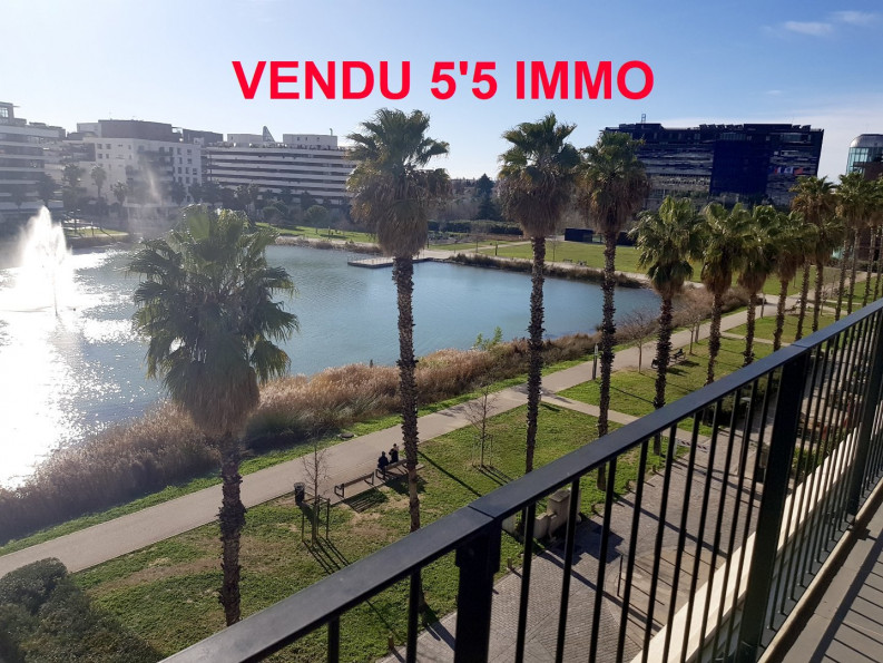 A vendre  Montpellier   Réf 342612081 - 5'5 immo