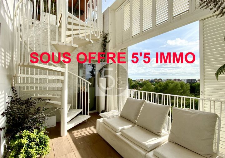 For sale Appartement terrasse Montpellier | R�f 342612110 - 5'5 immo