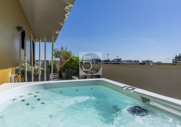 A vendre Appartement terrasse Montpellier   Réf 342612158 - 5'5 immo
