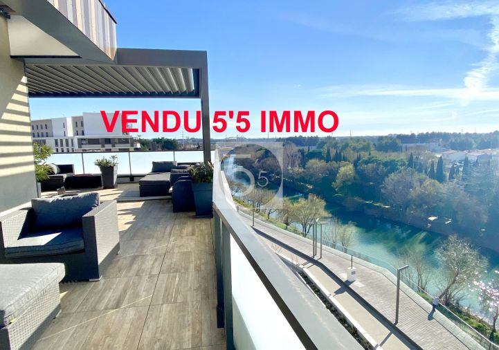 A vendre Appartement terrasse Montpellier | Réf 342612170 - 5'5 immo