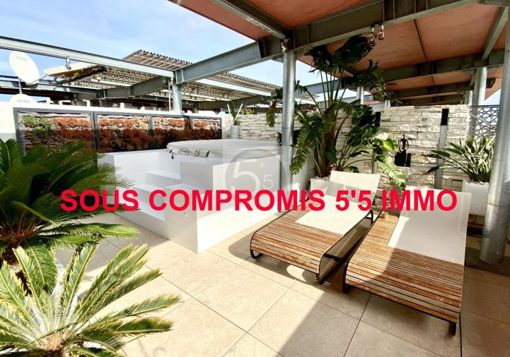 A vendre Appartement terrasse Montpellier | Réf 342612202 - 5'5 immo