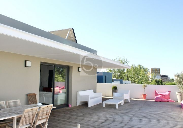 A vendre Appartement terrasse Montpellier   Réf 342612210 - 5'5 immo