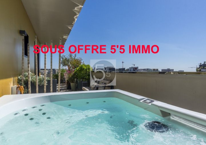 A vendre Appartement terrasse Montpellier   Réf 342612213 - 5'5 immo