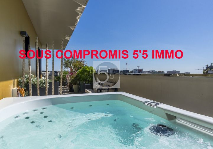 A vendre Appartement terrasse Montpellier   Réf 342612263 - 5'5 immo