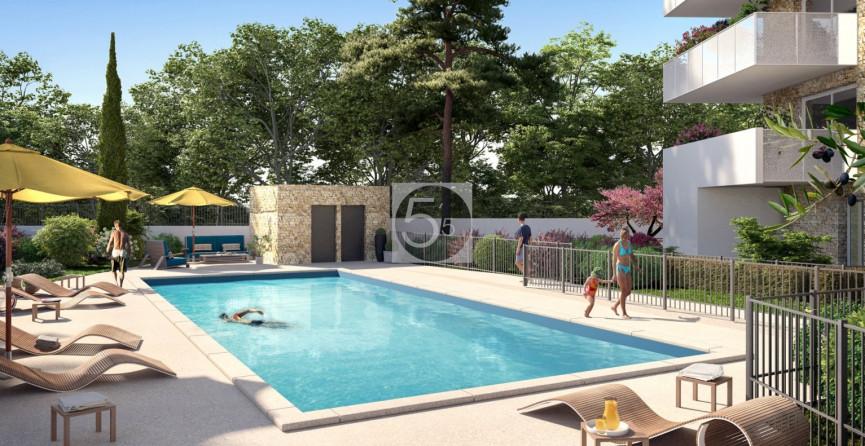 A vendre  Montpellier   Réf 342612281 - 5'5 immo