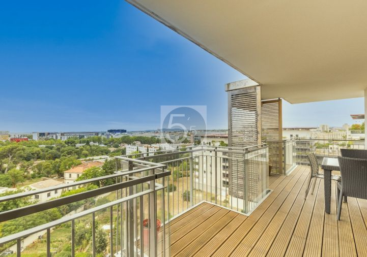 A vendre Appartement terrasse Montpellier   Réf 342612288 - 5'5 immo