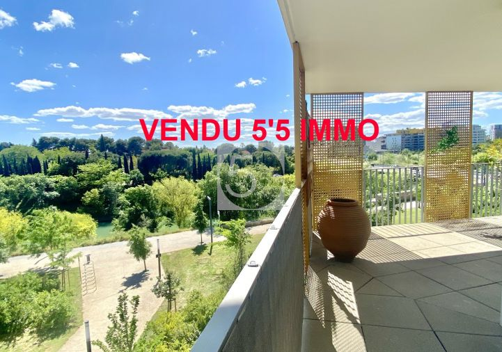 For sale Appartement Montpellier   R�f 342612356 - 5'5 immo