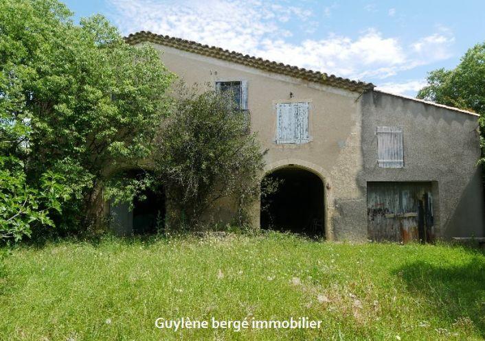 A vendre Saint Mathieu De Treviers 3427216419 Guylene berge patrimoine