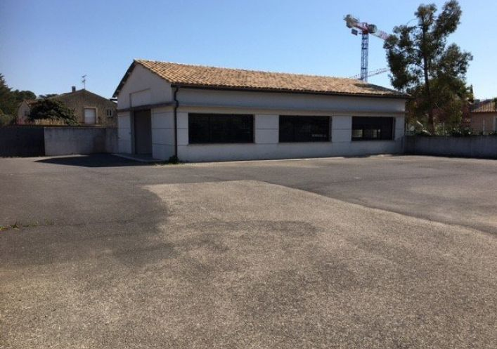 A louer Local commercial Montpellier   Réf 3427418173 - Berge immo
