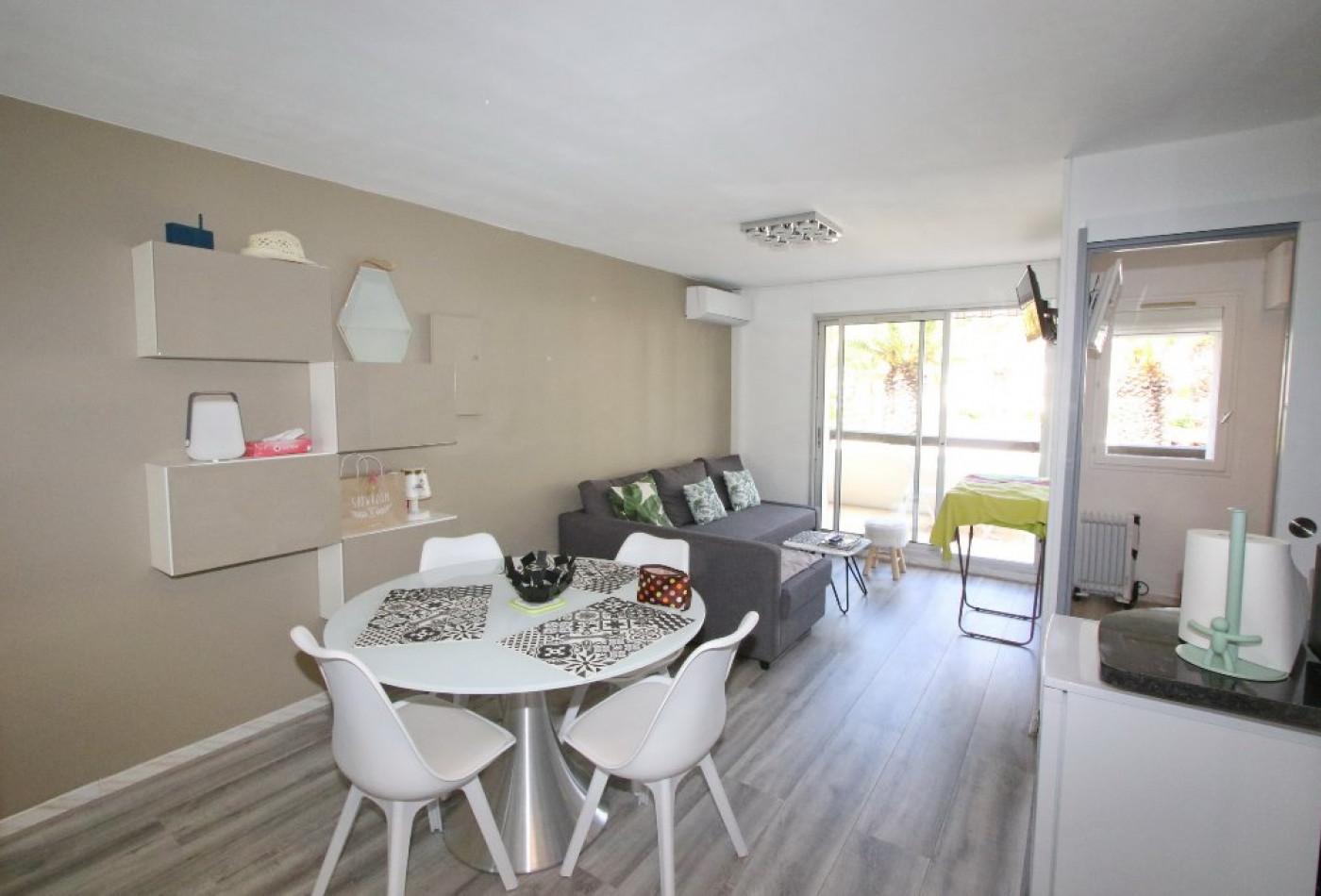 en location saisonnière  La Grande-motte   Réf 342791032 - Home office immobilier