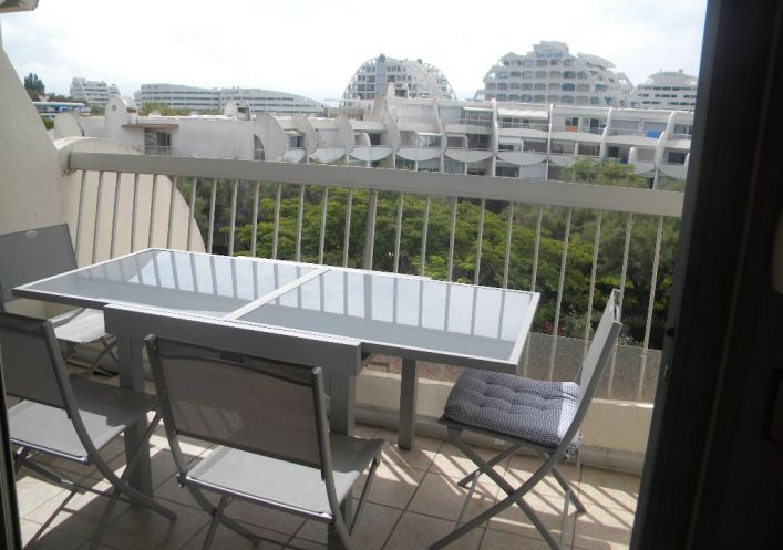 For seasonal lettings La Grande Motte 342791044 Home office immobilier