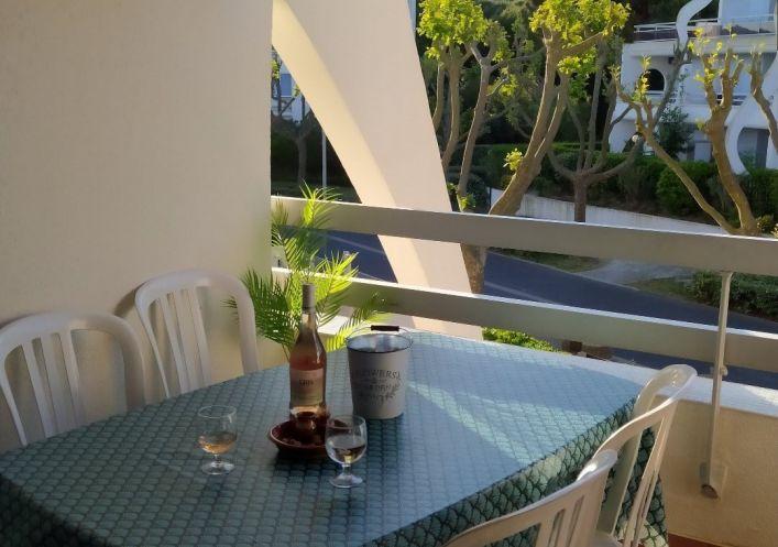 en location saisonni�re Appartement cabine La Grande-motte   R�f 342791172 - Home office immobilier