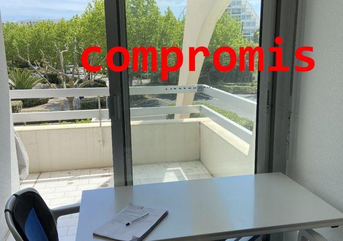 A vendre Studio cabine La Grande-motte | R�f 342791174 - Home office immobilier