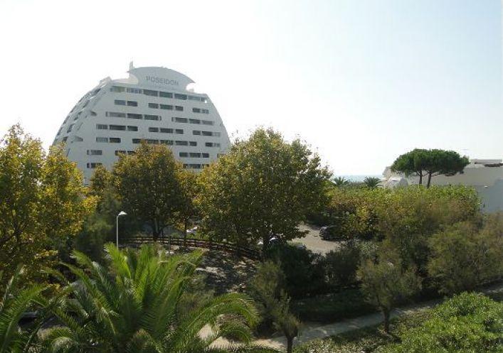 En location saisonnière La Grande Motte 34279230 Home office immobilier