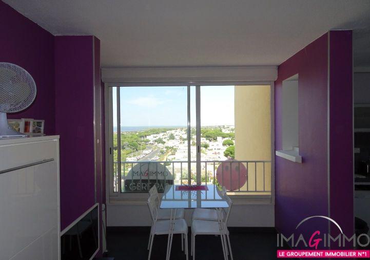For rent Studio Carnon Plage | Réf 34287101596 - Abri immobilier