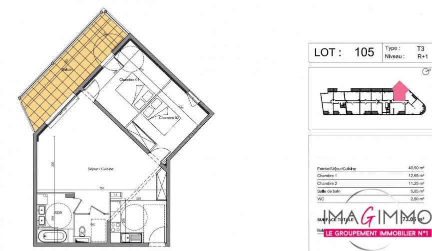 A vendre Vendargues 3429143947 Cabinet pecoul immobilier
