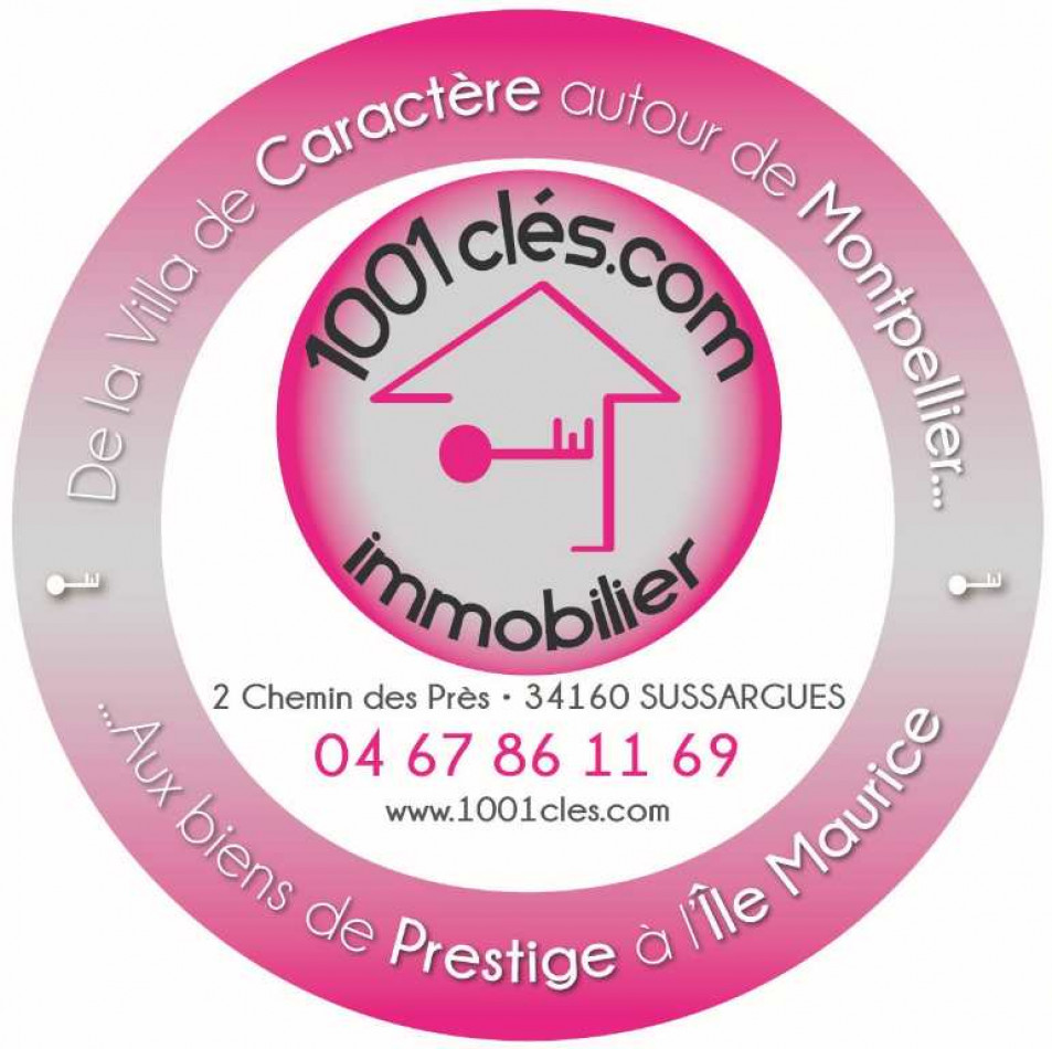 A vendre  Saint Genies Des Mourgues   Réf 3429824533 - 1001 clés