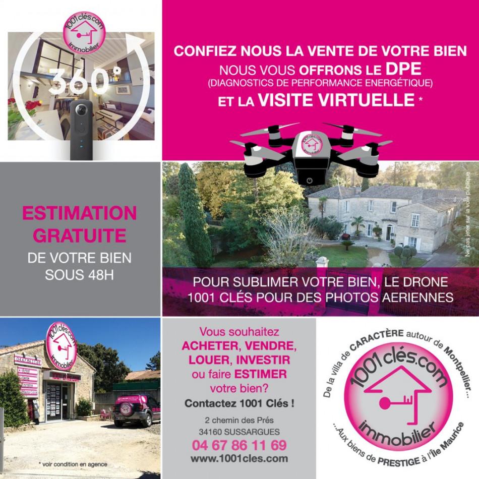 A vendre  Vendargues | Réf 3429824541 - 1001 clés