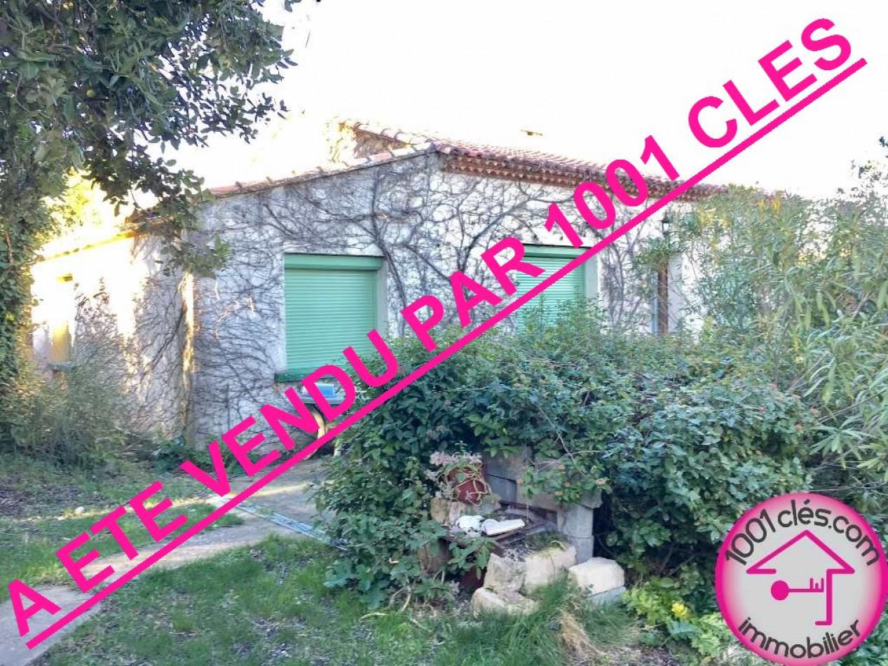 A vendre  Saint Genies Des Mourgues   Réf 3429824569 - 1001 clés