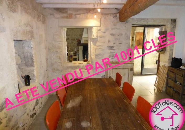 A vendre Maison de village Saint Bres | Réf 3429824626 - 1001 clés