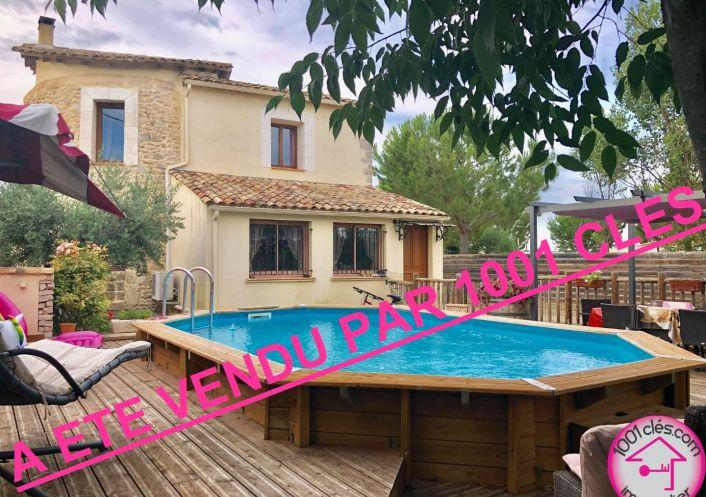 A vendre Maison en pierre Saint Bres | Réf 3429824651 - 1001 clés