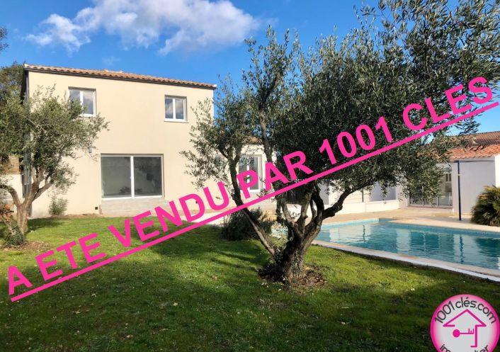 For sale Maison contemporaine Sussargues | Réf 3429824661 - 1001 clés
