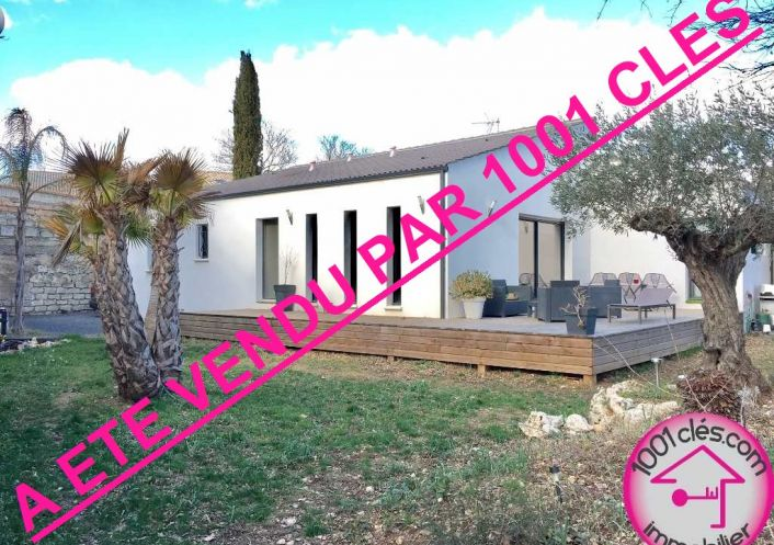 For sale Villa Galargues | Réf 3429824690 - 1001 clés