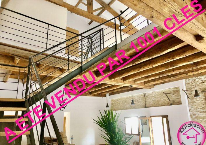 A vendre Maison de caractère Gallargues Le Montueux | Réf 3429825091 - 1001 clés