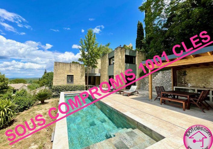 A vendre Villa d'architecte Sommieres | Réf 3429825428 - 1001 clés