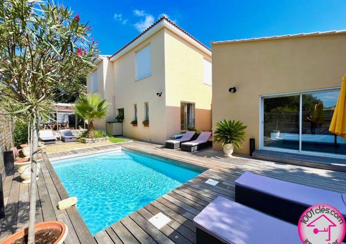 A vendre Maison Aubais   Réf 3429825459 - 1001 clés