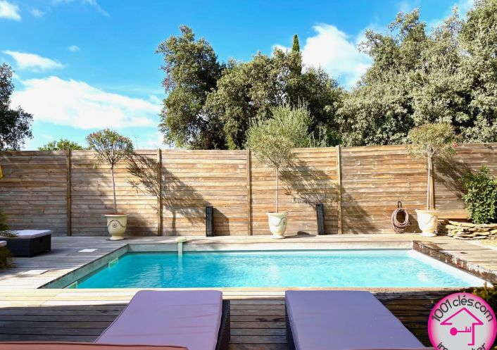 A vendre Maison Gallargues Le Montueux   Réf 3429825460 - 1001 clés