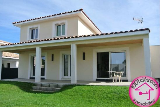 Vente maison aimargues 30470 5 piece s 131 m for 1001 maisons