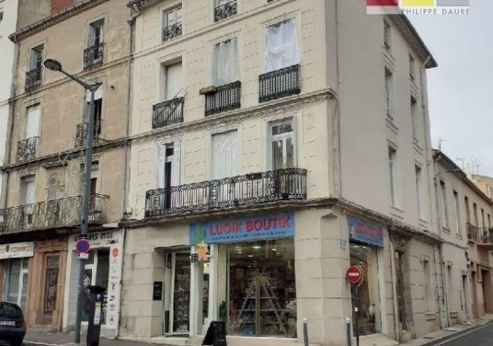A vendre Immeuble de rapport Beziers   Réf 343013000 - Agences daure immobilier