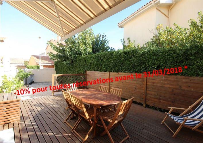 En location saisonnière Portiragnes Plage 34306984 Agences daure immobilier