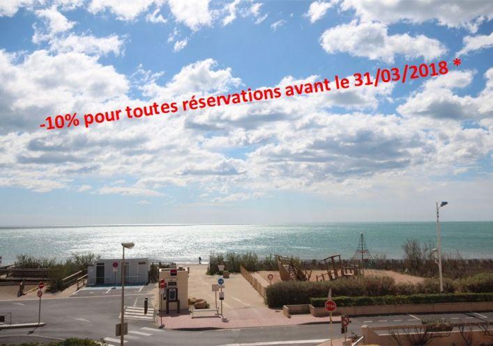 En location saisonnière Portiragnes Plage 34306880 Agences daure immobilier