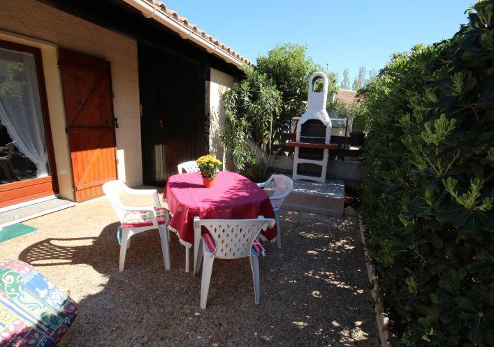 en location saisonnière Villa Portiragnes Plage   Réf 343061263 - Agences daure immobilier
