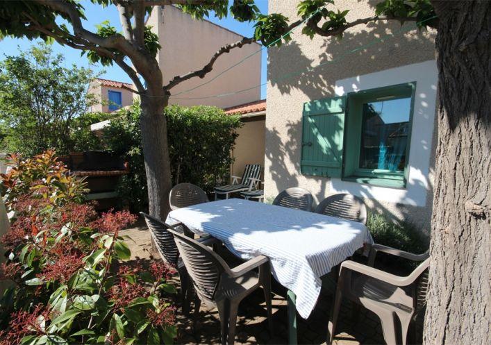 en location saisonnière Villa Portiragnes Plage   Réf 343061325 - Agences daure immobilier