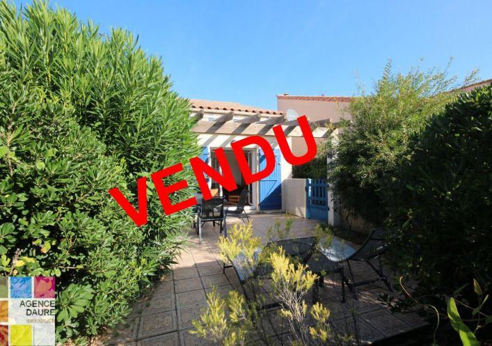 A vendre Maison en résidence Portiragnes Plage | Réf 343061162 - Agences daure immobilier