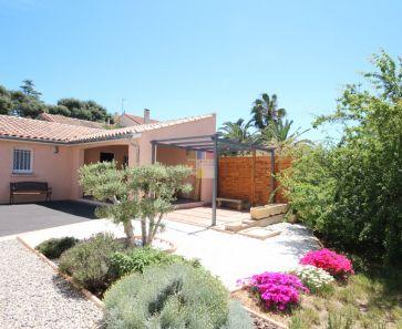 A vendre Portiragnes  343061180 Agences daure immobilier