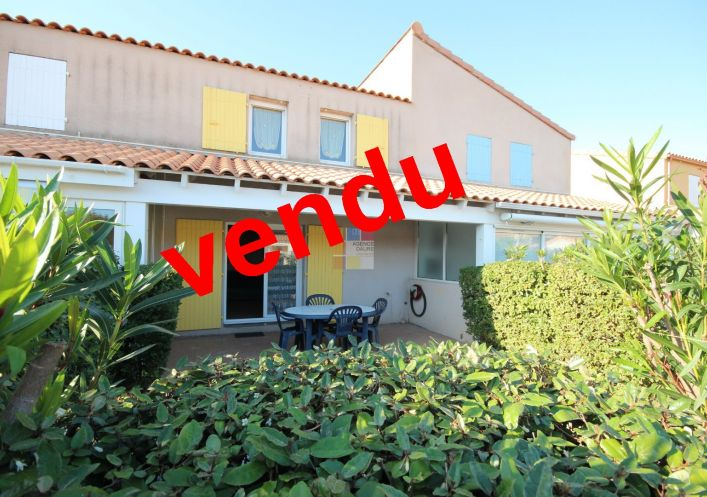 A vendre Maison en résidence Portiragnes Plage | Réf 343061221 - Agences daure immobilier
