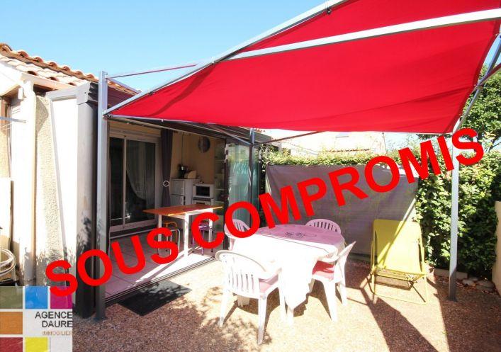 A vendre Maison en résidence Portiragnes Plage   Réf 343061237 - Agences daure immobilier