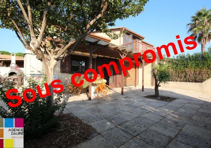 A vendre Maison en résidence Portiragnes Plage | Réf 343061360 - Agences daure immobilier