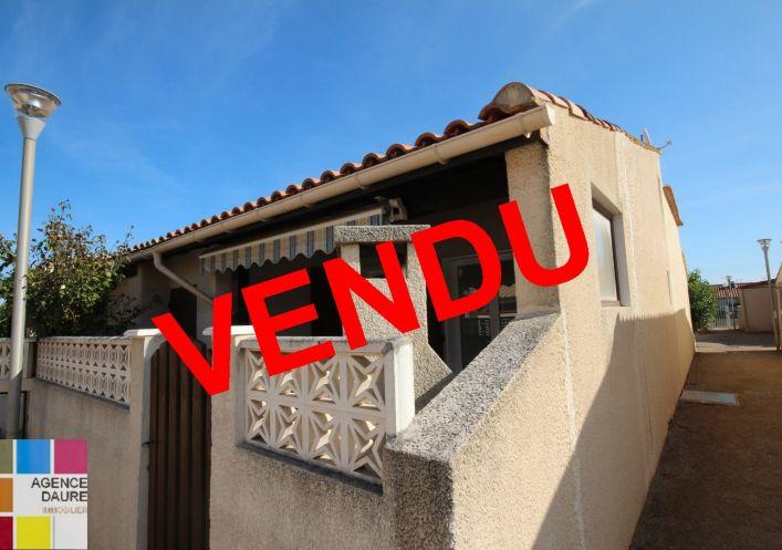 A vendre Maison en résidence Portiragnes Plage   Réf 343061366 - Agences daure immobilier