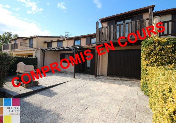 A vendre Maison en résidence Portiragnes Plage | Réf 343061367 - Agences daure immobilier