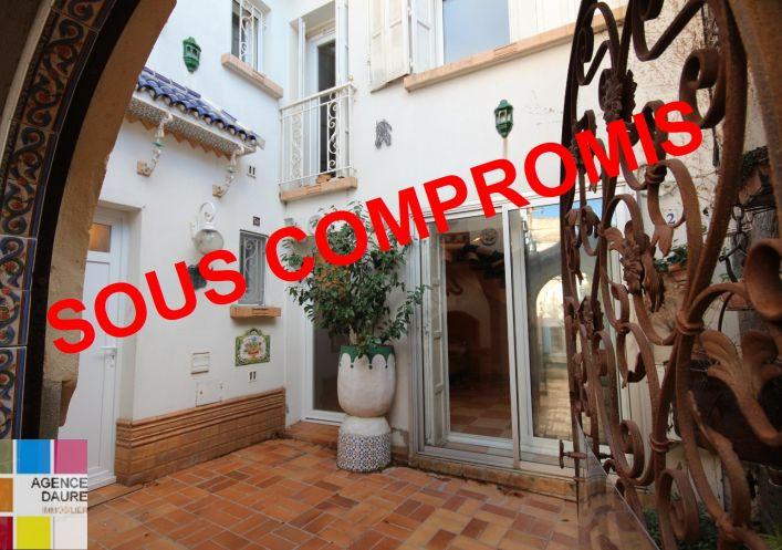 A vendre Maison de village Portiragnes | Réf 343061383 - Agences daure immobilier